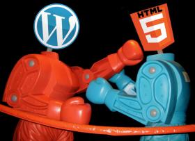 ワードプレス,HTML