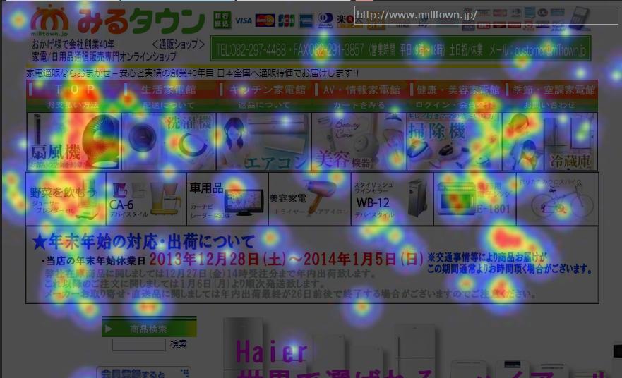 UserHeat,ユーザーヒート
