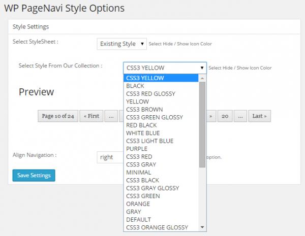 WP-Pagenavi-Style,ワードプレスプラグイン